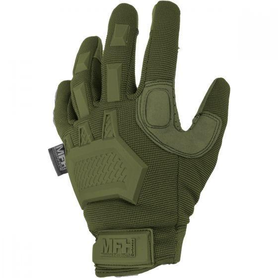 MFH Action Taktische Handschuhe OD Green