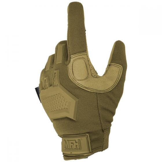 MFH Action Taktische Handschuhe Coyote Tan