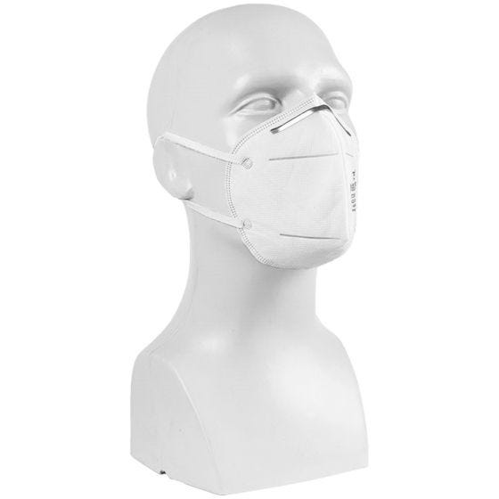 Air Pollution Mask White Pack of 10
