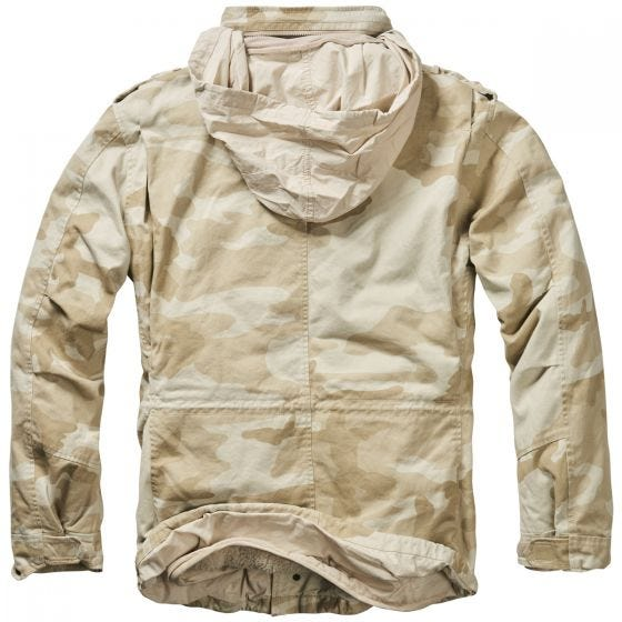 Brandit M-65 Giant Jacke Sandstorm