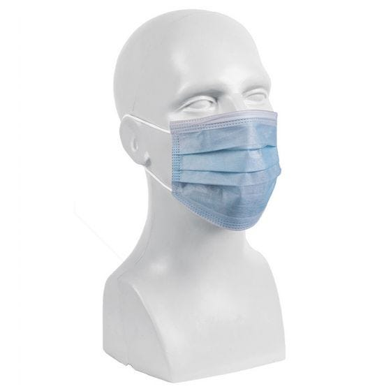 Disposable Sterile Surgical Mask Pack of 25