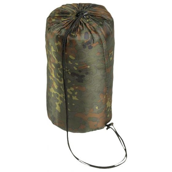 Mil-Tec Comforter Sleeping Bag Flecktarn