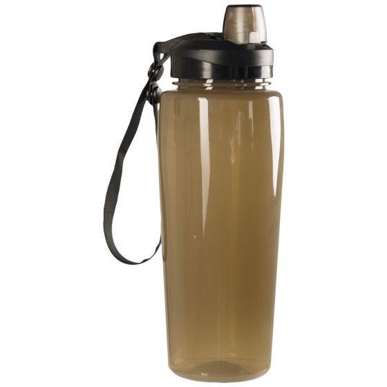 Mil-Tec Transparente Flasche - Coyote