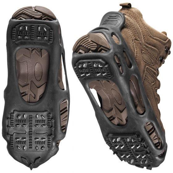 Mil-Tec Boot Spikes Overshoe Black