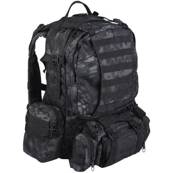 Mil-Tec Defense Pack Assembly Rucksack Mandra Night