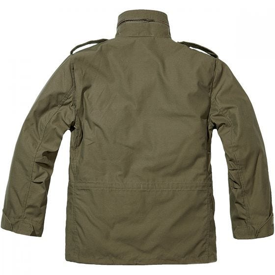 Brandit M-65 Classic Jacke Olivgrün