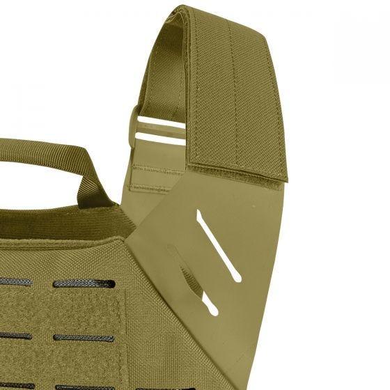 Condor Elite LCS Vanquish Plattenträger Coyote Brown