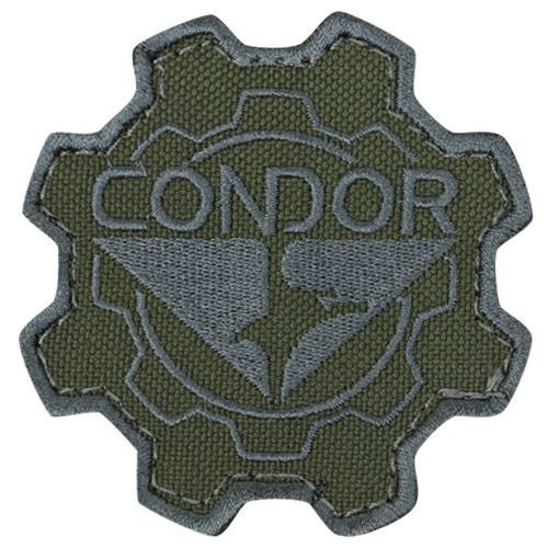 Condor Zahnrad-Patch Olive Drab