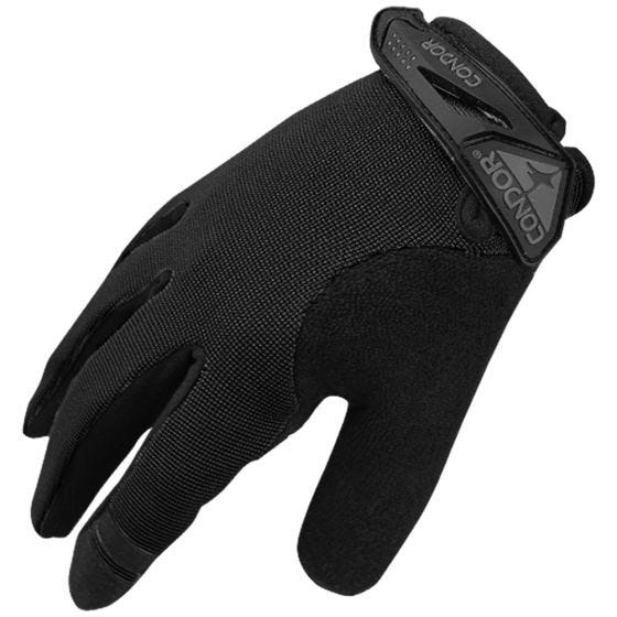 Condor HK228 Schießhandschuhe Schwarz