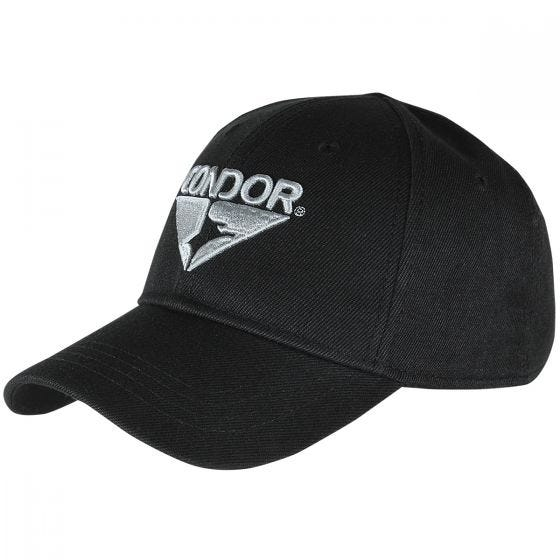 Condor Signature Basecap Schwarz