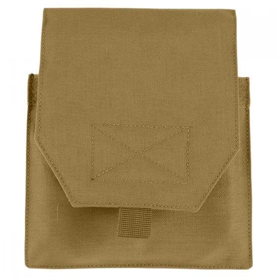 Condor Tasche für seitliche Schutzplatten 2er-Set Coyote Brown