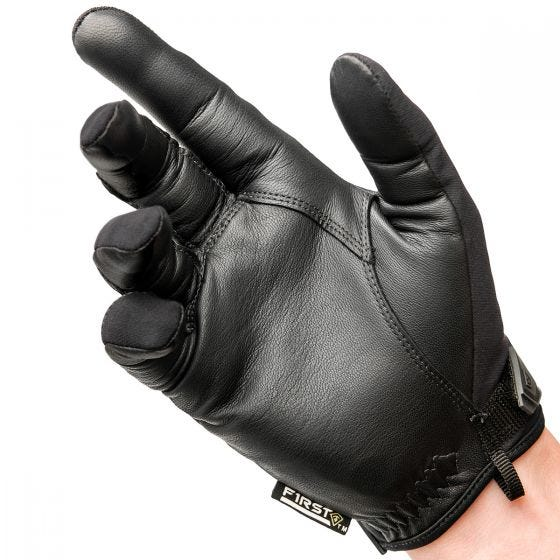 First Tactical Hard Knuckle Herren Handschuhe Schwarz
