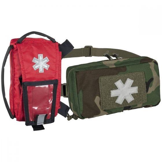 Helikon Modular Individual Med Kit Tasche für Erste-Hilfe-Zubehör US Woodland