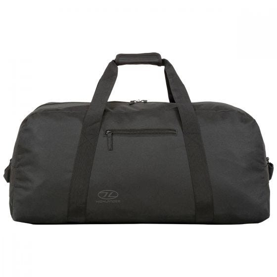Highlander Cargo Bag 100L Black