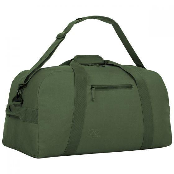 Highlander Cargo Bag 65L Olive Green