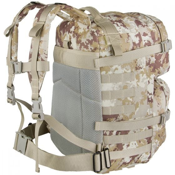 MFH Assault II Rucksack Vegetato Desert