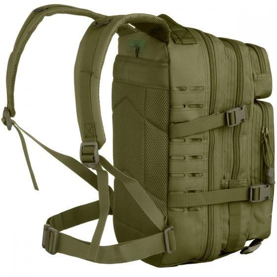 MFH Assault I Laser Rucksack OD Green