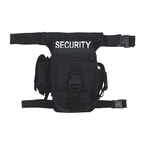 MFH Security Hüfttasche Schwarz