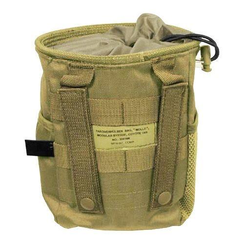 MFH Dump Pouch Abwurftasche mit MOLLE-Befestigungssystem Coyote