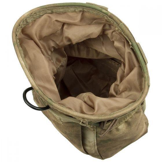MFH Dump Pouch Abwurftasche mit MOLLE-Befestigungssystem HDT Camo FG