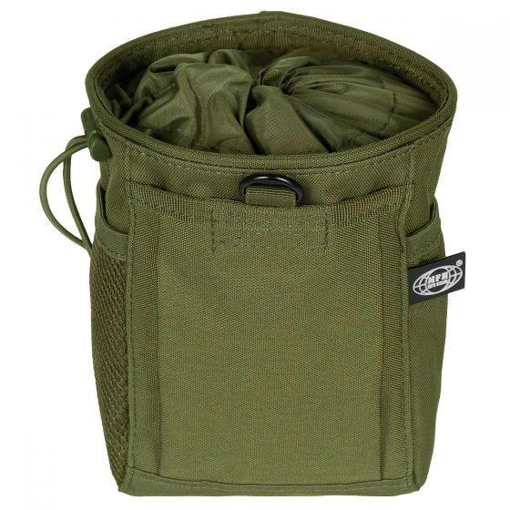 MFH Dump Pouch Abwurftasche mit MOLLE-Befestigungssystem Oliv