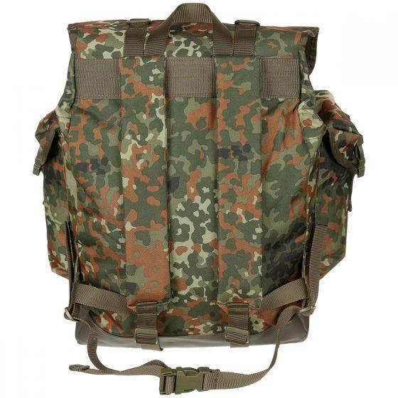 MFH Bundeswehr-Gebirgsrucksack Flecktarn