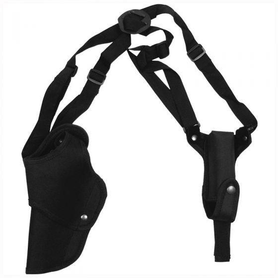MFH Pistolen-Schulterholster für Linkshänder Schwarz