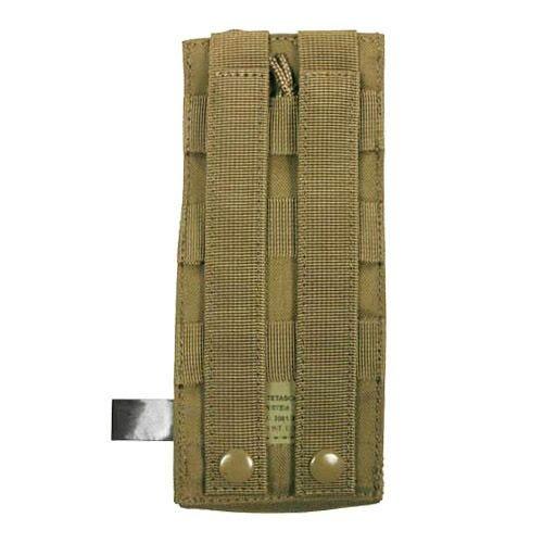 MFH PRC 148 MBITR Tasche für Handfunkgerät mit MOLLE-Befestigungssystem Coyote