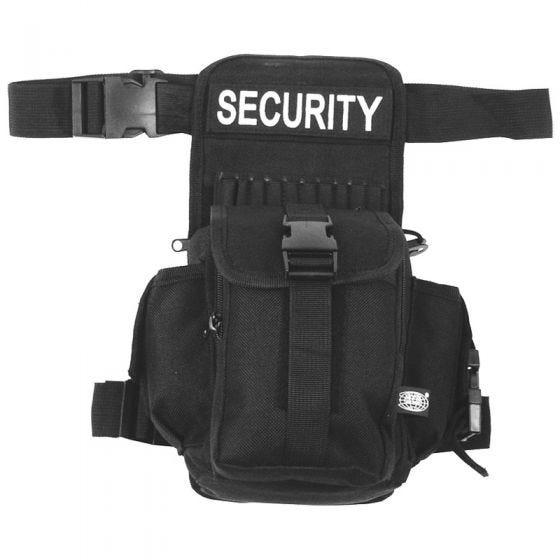 MFH Security Fanny Pack Gürteltasche Schwarz