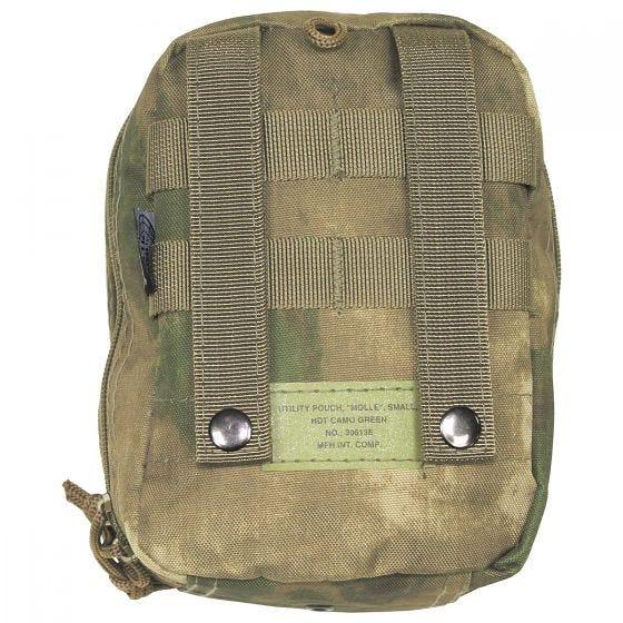 MFH Tasche für Erste-Hilfe-Set mit MOLLE-Befestigungssystem HDT Camo FG
