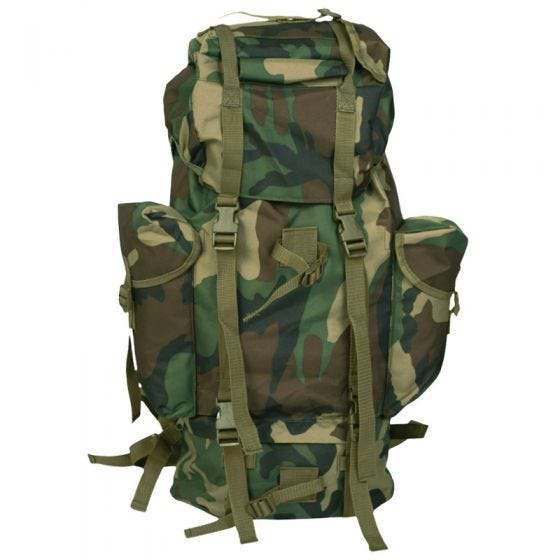 Mil-Tec BW Combat Rucksack Woodland