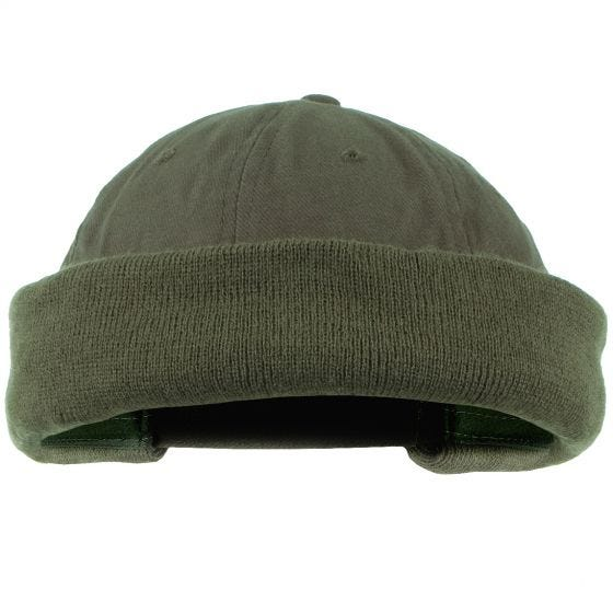 Mil-Tec Commando Mütze Oliv