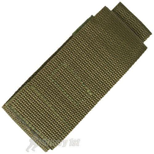 Mil-Tec Besteck-Set aus Edelstahl mit Tasche