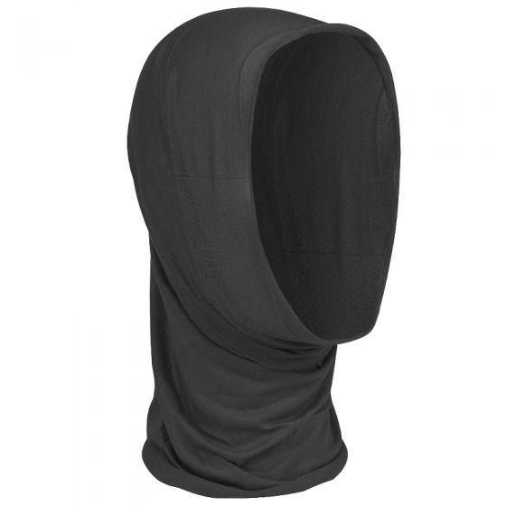 Mil-Tec Multifunktionale Kopfbedeckung Schwarz
