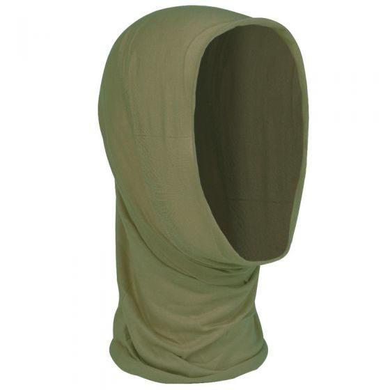 Mil-Tec Multifunktionale Kopfbedeckung Oliv