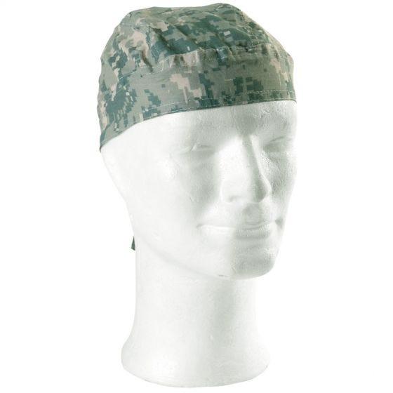 Mil-Tec Headwrap ACU Digital