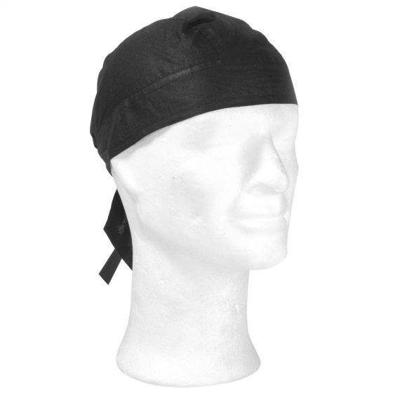 Mil-Tec Headwrap Schwarz