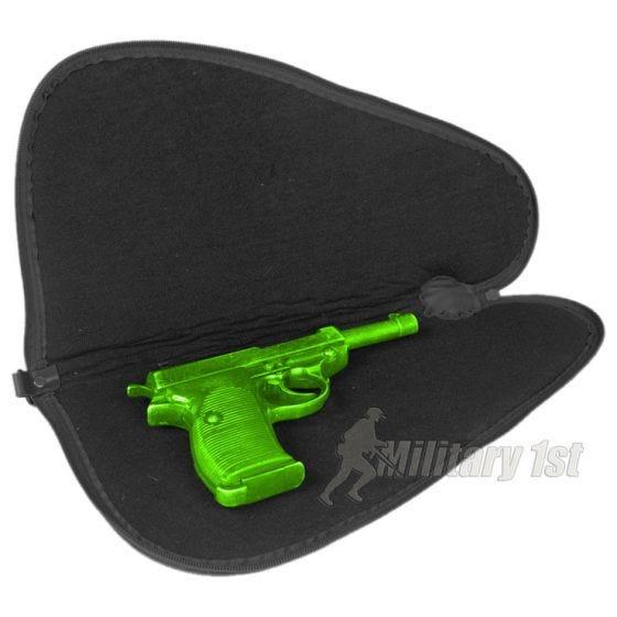 Mil-Tec Kleine Pistolentasche Schwarz