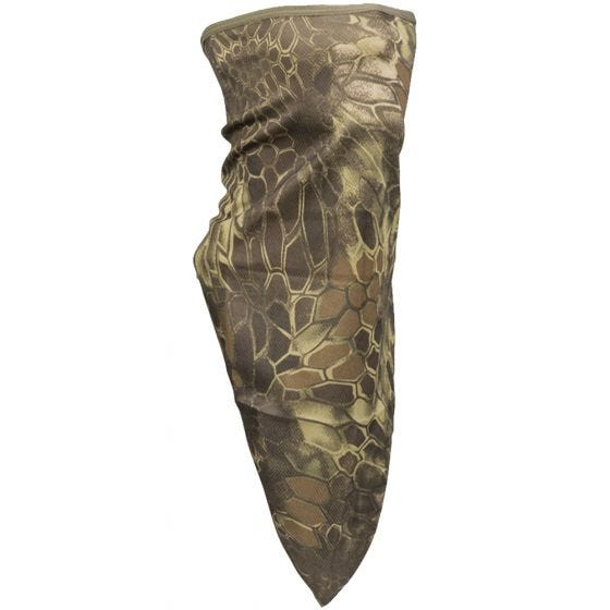 Mil-Tec Face Scarf Dreieck-Tuch Mandra Wood