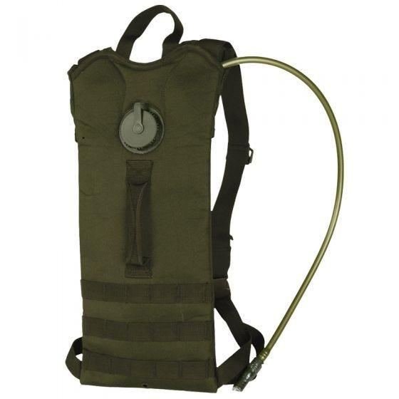 Mil-Tec Basic Trinkrucksack mit MOLLE-Aufnahmeschlaufen Oliv