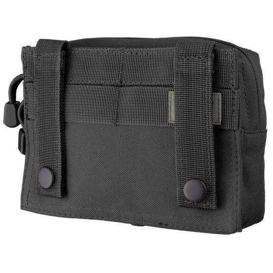 Mil-Tec Kleine MOLLE-Tasche für Gürtel Schwarz