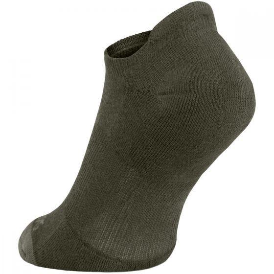 Pentagon Invisible Socken - Olivgrün