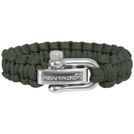 Pentagon Survival Armband Camo Gree