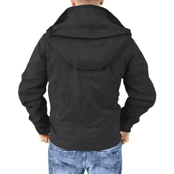 Surplus New Savior Jacke Schwarz