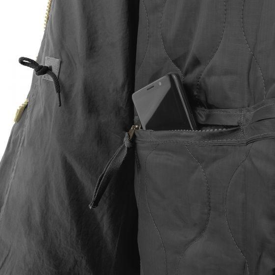 Surplus M65 Regiment Jacke Black Camo