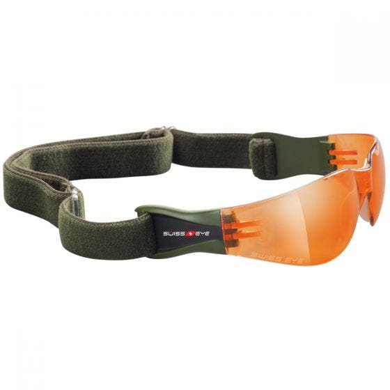 Swiss Eye Outbreak Cross Country Sportbrille Gläser in Orange