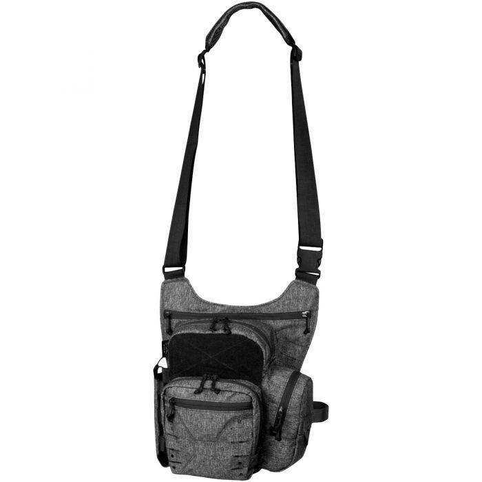 Helikon EDC Side Bag Melange Black-Grau