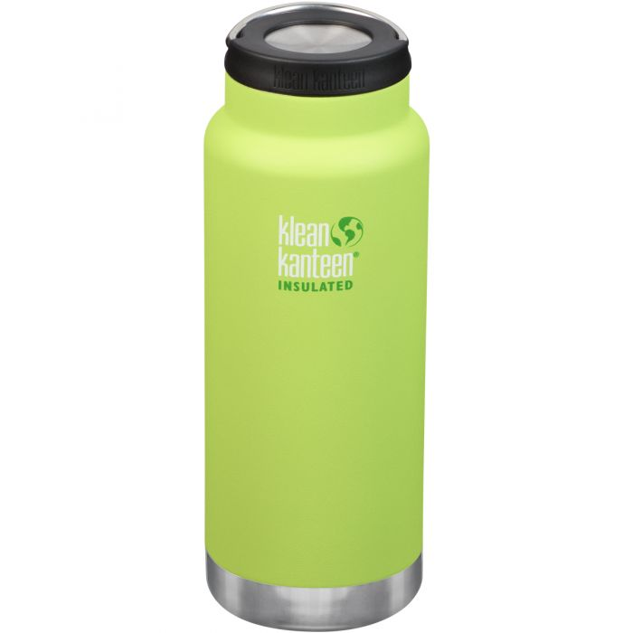 Klean Kanteen TKWide 946ml Isolierte Trinkflasche mit Loop Cap Juicy Pear