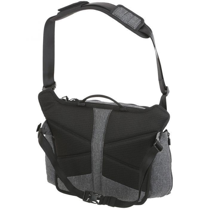 Maxpedition Entity 14L Crossbody Bag Large Charcoal