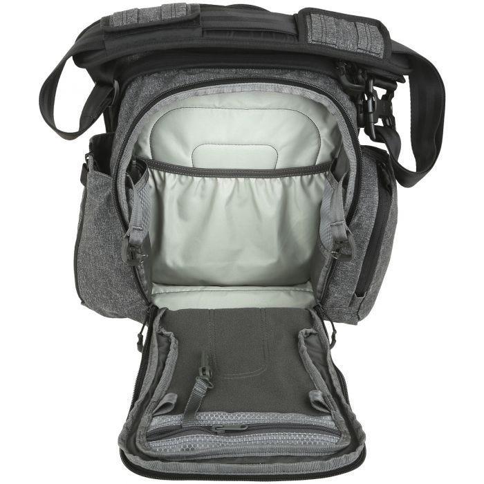 Maxpedition Entity 9L Crossbody Bag Small Charcoal